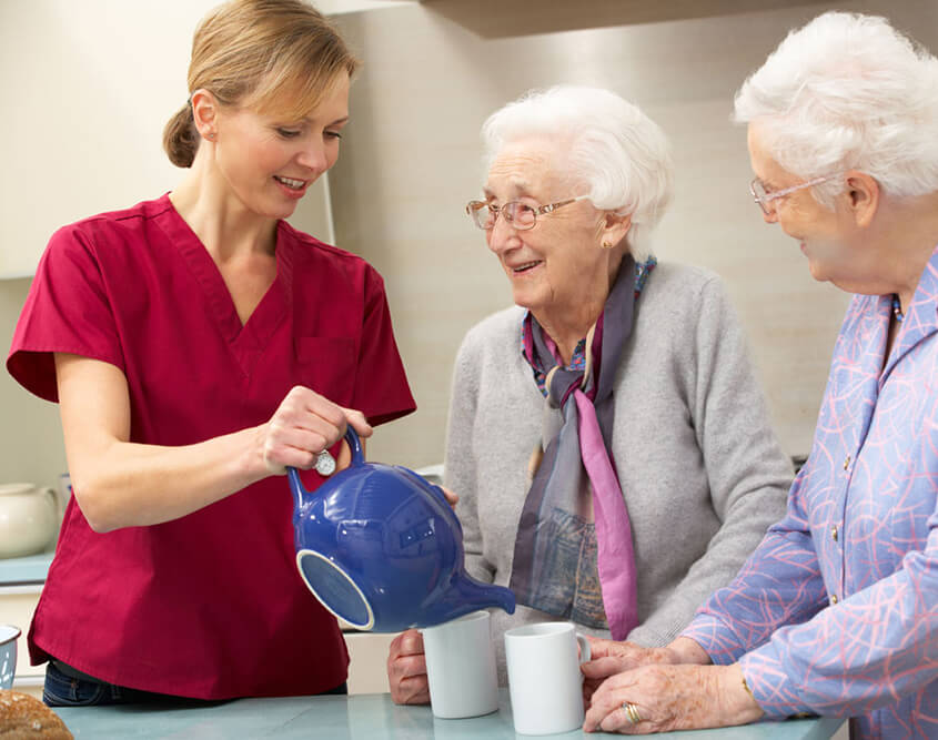 Aged Care Homes Albury