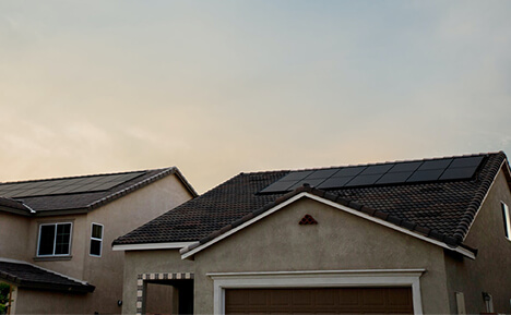 Solar energy at home