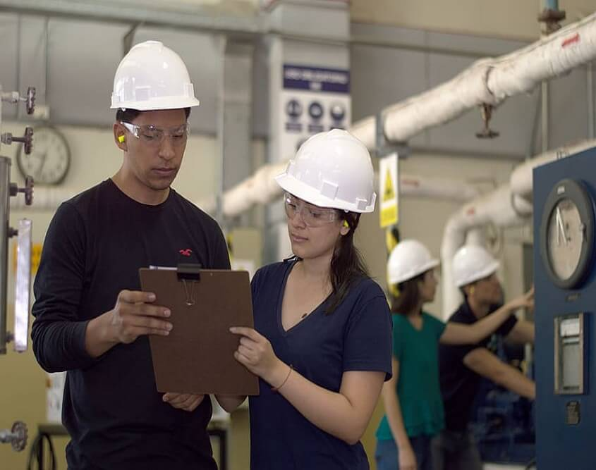 Industrial Workplace Safer