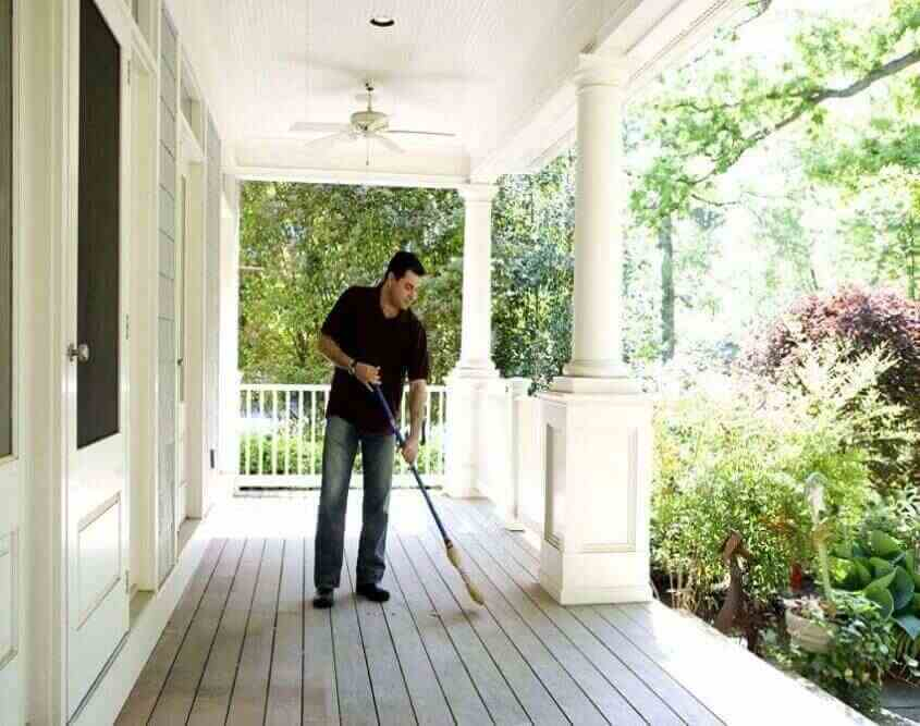 Timber Deck Cleaner
